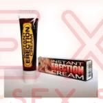 Potenciador Masculino Instant Erection Cream